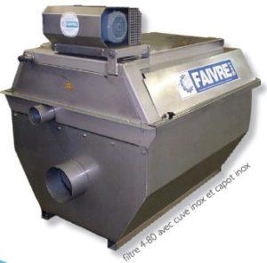 Filtre F80 Rotoclean
