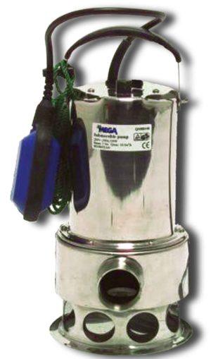 Pompe de vidange Inox