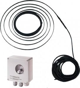 Cordon chauffant avec thermostat
