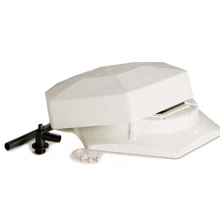 Chapeau antigel Styropor